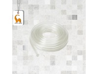 3/8 Inch (10mm) x 1.25mm x 30Meters PVC Clear Hose / Pipe For Water / Fluid Industry / Home Use LittleThingy