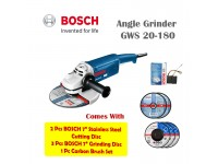 LittleThingy Bosch Angle Grinder GWS 20-180 7 Inches / 180mm