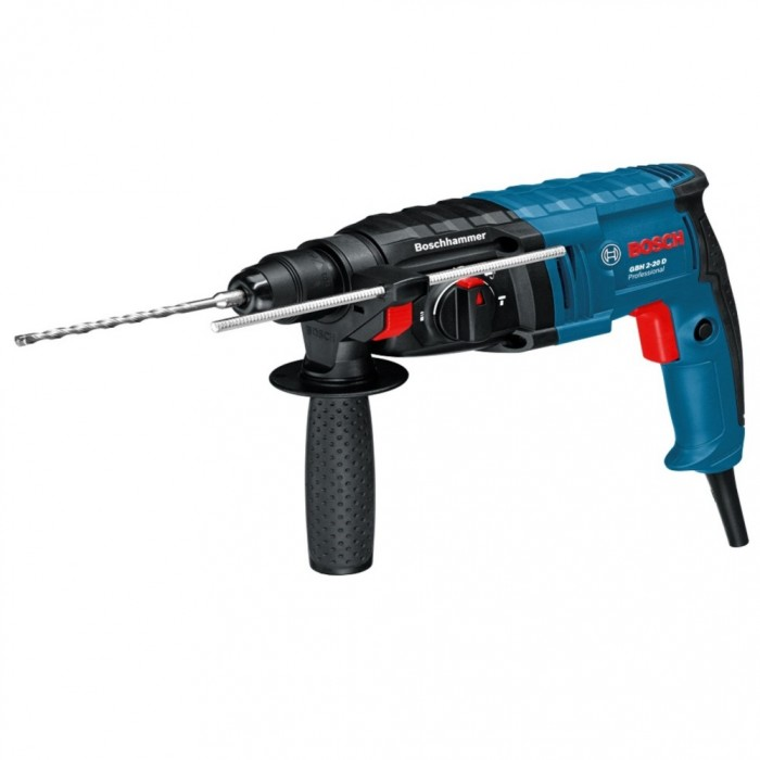 bosch-gbh-2-26-dre_LittleThingy Bosch GBH 2-26 DRE Rotary Hammer