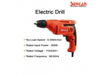 Sencan Electric Drill DWS-10A 531027 for Drilling Steel / Wood and Screw Driving LittleThingy