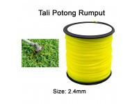 Senco Nylon Mowing Rope / Trimmer Line 2.4mm x 5lbs For Garden / Estate Grass Cutting Tali Mesin Rumput LittleThingy