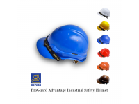 Proguard Safety Helmet ( White, Yellow, Blue, Red, Brown, Orange ) SIRIM Suitable For Industry / Construction Site / Building / Factory / Building Maintenance Topi Keselamatan LittleThingy
