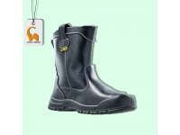Pull-up Boot Shoes Safety Boots (UK 4-13) Footwear BT-8834 Bee Three Kasut Keselamatan LittleThingy