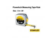 Stanley 8M / 26 Feet Powerlock Measuring Tape Rule STHT33428 33-428 LittleThingy