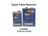 NLPP 3.5L Syno Quick paint Remover, Penanggal Cat LittleThingy
