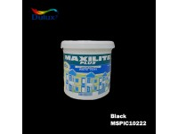 Dulux 18L Black 10222 Maxilite Plus Indoor Interior Wall & Ceiling Water Based Paint Cat Dinding Dalam Rumah LittleThingy