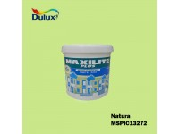 Dulux 7L Natura 13272 Maxilite Plus Indoor Interior Wall & Ceiling Water Based Paint Cat Dinding Dalam Rumah LittleThingy