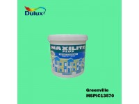 Dulux 7L Greenville 13570 Maxilite Plus Indoor Interior Wall & Ceiling Water Based Paint Cat Dinding Dalam Rumah LittleThingy