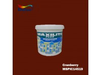 Dulux 7L Cranberry 14519 (SP) Maxilite Plus Indoor Interior Wall & Ceiling Water Based Paint Cat Dinding Dalam Rumah LittleThingy