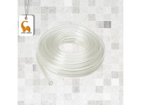 5/8 Inch (16mm) x 1.25mm x 30Meters PVC Clear Hose / Pipe For Water / Fluid Industry Use LittleThingy