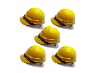 5pcs Proguard Yellow Safety Helmet Sirim Certified LittleThingy