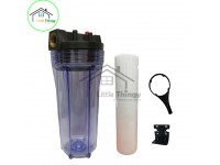 "10"" Housing Water Filter Come With Opener Penapis Air Seluruh Rumah LittleThingy"