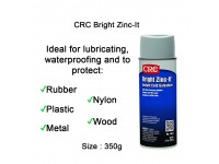 CRC Bright Zinc It Instant Cold Galvanize Code 18414 LittleThingy