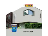 0520 Empire 5L Jotun Jotashield Antifade Colours Exterior Outdoor Wall Paint Anti Algae & Anti Fungal Cat Dinding Luar Rumah Tahan Cuaca