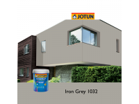 1032 Iron Grey 5L Jotun Jotashield Antifade Colours Exterior Outdoor Wall Paint Anti Algae & Anti Fungal Cat Dinding Luar Rumah Tahan Cuaca