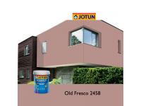 2458 Old Fresco 5L Jotun Jotashield Antifade Colours Exterior Outdoor Wall Paint Anti Algae & Anti Fungal Cat Dinding Luar Rumah Tahan Cuaca