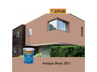 2011 Antique Brass 5L Jotun Jotashield Antifade Colours Exterior Outdoor Wall Paint Anti Algae & Anti Fungal Cat Dinding Luar Rumah Tahan Cuaca