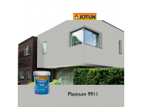 9911 Platinum 5L Jotun Jotashield Antifade Colours Exterior Outdoor Wall Paint Anti Algae & Anti Fungal Cat Dinding Luar Rumah Tahan Cuaca