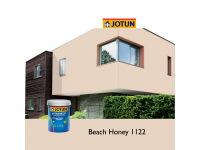 1122 Beach Honey 5L Jotun Jotashield Antifade Colours Exterior Outdoor Wall Paint Anti Algae & Anti Fungal Cat Dinding Luar Rumah Tahan Cuaca