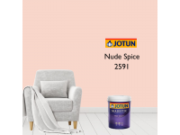 LittleThingy 2591 Nude Spice 5L Jotun Majestic True Beauty Matt Interior Wall Paint Indoor Cat Dinding Dalam Rumah