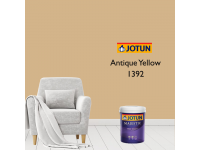 LittleThingy 1392 Antique Yellow 5L Jotun Majestic True Beauty Matt Interior Wall Paint Indoor Cat Dinding Dalam Rumah