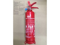 For Grab Car Sri 1kg Fire Extinguisher Year 2020 ABC Dry Powder SIRIM Puspakom Inspection Approved For Vehicle Site Work Boat Household Kitchen Pemadam Api Kereta Grab Taxi LittleThingy