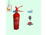 Sri 2kg ABC Dry Powder Fire Extinguisher (SIRIM Approved) for vehicles and household Pemadam Api LittleThingy