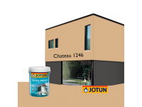 LittleThingy 1246 Chateau 5L Jotun Essence Tough Shield Matt Exterior Wall Paint Outdoor Cat Dinding Luar Rumah