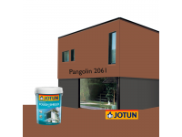 LittleThingy 2061 Pangolin 5L Jotun Essence Tough Shield Matt Exterior Wall Paint Outdoor Cat Dinding Luar Rumah