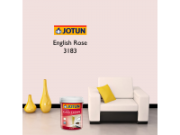 LittleThingy 3183 English Rose 5L Jotun Essence Easy Clean Matt Finish, Easy To Wash, Interior Wall Paint Indoor Cat Dinding Dalam Rumah Senang Dicuci