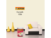 LittleThingy 1356 Cornsilk 5L Jotun Essence Easy Clean Matt Finish, Easy To Wash, Interior Wall Paint Indoor Cat Dinding Dalam Rumah Senang Dicuci