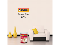 LittleThingy 2396 Tender Pink 5L Jotun Essence Easy Clean Matt Finish, Easy To Wash, Interior Wall Paint Indoor Cat Dinding Dalam Rumah Senang Dicuci