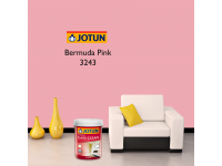 LittleThingy 3243 Bermuda Pink 5L Jotun Essence Easy Clean Matt Finish, Easy To Wash, Interior Wall Paint Indoor Cat Dinding Dalam Rumah Senang Dicuci