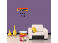 LittleThingy 4214 Taaluk 5L Jotun Essence Easy Clean Matt Finish, Easy To Wash, Interior Wall Paint Indoor Cat Dinding Dalam Rumah Senang Dicuci