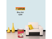 4399 Blue Ash 5L Jotun Essence Easy Clean Matt Finish Easy To Wash Interior Wall Paint Indoor Cat Dinding Dalam Rumah Senang Dicuci Tak Kilat LittleThingy