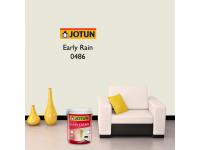 LittleThingy 0486 Early Rain 5L Jotun Essence Easy Clean Matt Finish, Easy To Wash, Interior Wall Paint Indoor Cat Dinding Dalam Rumah Senang Dicuci