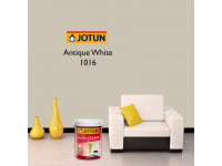 LittleThingy 1016 Antique White 5L Jotun Essence Easy Clean Matt Finish, Easy To Wash, Interior Wall Paint Indoor Cat Dinding Dalam Rumah Senang Dicuci