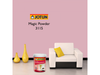 LittleThingy 3115 Magic Powder 5L Jotun Essence Easy Clean Matt Finish, Easy To Wash, Interior Wall Paint Indoor Cat Dinding Dalam Rumah Senang Dicuci