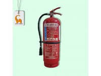 Flammart 9kg ABC Dry Powder Fire Extinguisher For Office Factory School Commercial Industry ( SIRIM Approved ) Pemadam Api Untuk Bangunan Kilang Sekolah LittleThingy