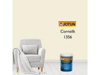 1356 Cornsilk 1L Jotun Majestic True Beauty Sheen Anti Bacteria & Anti Fungal Interior Wall Paint Indoor Cat Dinding Kilat Dalam Rumah LittleThingy