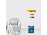 3154 Dream 1L Jotun Majestic True Beauty Sheen Anti Bacteria & Anti Fungal Interior Wall Paint Indoor Cat Dinding Kilat Dalam Rumah LittleThingy