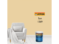 1369 Sun 1L Jotun Majestic True Beauty Sheen Anti Bacteria & Anti Fungal Interior Wall Paint Indoor Cat Dinding Kilat Dalam Rumah LittleThingy