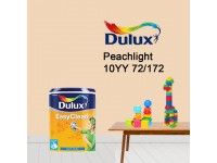 10YY 72/172 Peachlight 5L Dulux Easy Clean Interior Ceiling & Wall Paint Water Based Matt Finish Cat Dinding Senang Cuci LittleThingy