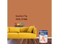 LittleThingy 70YR 27/404 Southern Tip 5L Dulux Ambiance Pearl Glo Interior Wall & Ceiling Mid Sheen Finish Indoor Mix Paint Cat Dinding Kilat