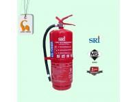 Sri Bomba Cert 9kg Fire Extinguisher ABC Dry Powder (SIRIM Approved) For Household Office Factory School Commercial Industry Pemadam Api Untuk Bangunan Kilang Sekolah LittleThingy