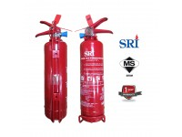 [Grab Car] 1kg Fire Extinguisher SRI Year 2020 ABC Dry Powder SIRIM Puspakom Approved For Vehicle Grab Car Taxi And Household Pemadam Api Kereta Grab Taxi LittleThingy