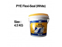 4.5Kg PYE Flexi-Seal (White) Flexible Waterproof Sealer For Concrete & Cement Surface Water Proofing Solution LittleThingy