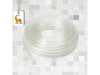 3/4 Inch (19mm) x 2.25mm x 30Meters PVC Clear Hose / Pipe For Water / Fluid Industry / Home Use LittleThingy