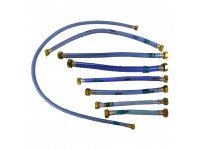 PVC Flexible Hose Blue 8 Inches to 48 Inches Sizes Available Marksman LittleThingy