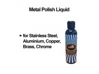 Autosol Metal Polish Liquid 150ml Made In Germany For Stainless Steel, Aluminium, Copper, Brass, Chrome LittleThingy